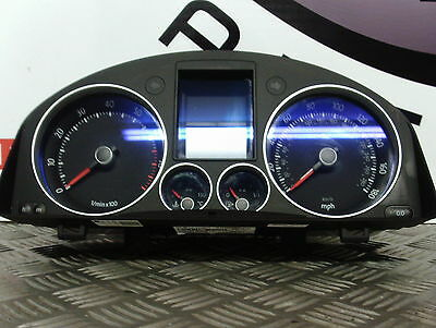 Vw Golf Mk5 Gti Speedo Clocks Genuine