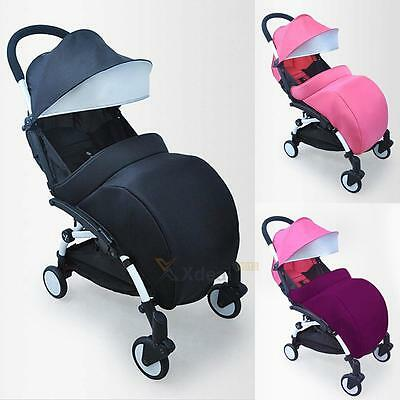 XD# Universal Warm Baby Stroller Foot Muff Buggy Pushchair Pram Foot Cover