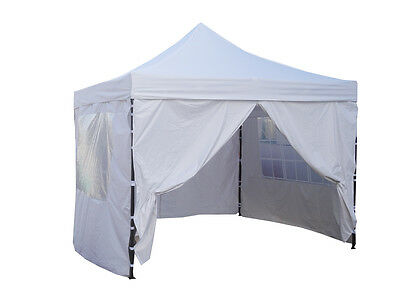 Carpa plegable de 3x3. Gazebo plegable fuerte. Impermeable. Pabellón plegable