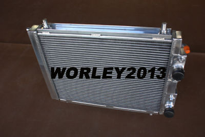 Alloy radiator for Lancia Delta HF Integrale 8V/16V / EVO 2.0 Turbo 1987-1995