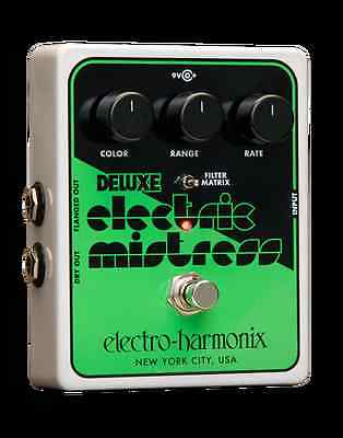 Electro Harmonix Deluxe Electric Mistress XO w/FREE CABLE