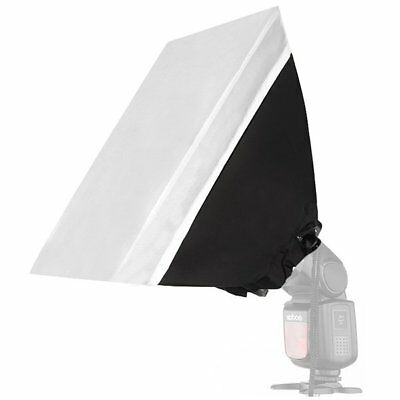 Flash Adapter Kit Accessory K9/K-9 Softbox for Speedlite/Speedlight/Flash