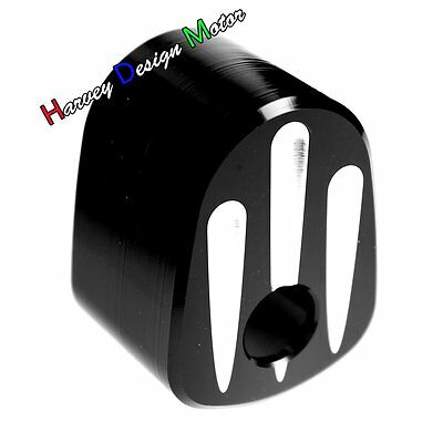 Deep Cut Ignition Switch Cover for Harley Touring Street Road Glide 14 UP