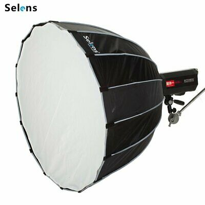 Pro Selens 90cm Hexadecagon Softbox with metal Profoto Mount Speed Ring New