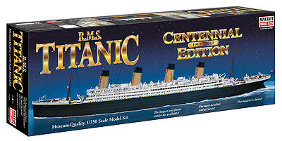 Minicraft - Liner RMS Titanic Centennial Edition Plastic model [11318] GALAXY RC