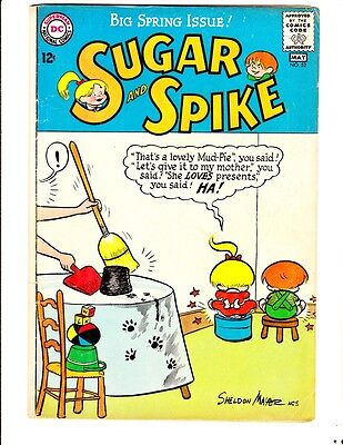 Sugar and Spike 52 (1964): FREE to combine- in Good/Very Good condition