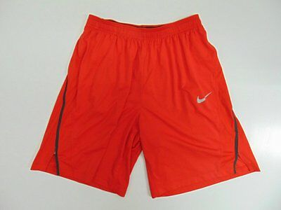 2000 2015 Nike red Men's shorts retro soccer old football running vintage XL