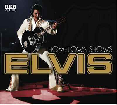 Elvis Presley -The Hometown Shows - 2x FTD CD - New & Sealed