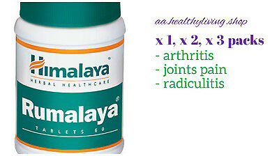 Rumalaya *60 tabs For arthritis, joint pain and radiculitis reduce swelling