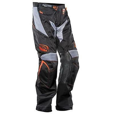 MSR Xplorer Summit Black Orange Over The Boot Enduro Offroad Trail Riding Pant