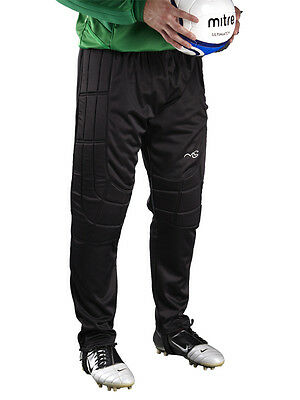 Padded Goalkeeper Trousers Bottoms Mens Boys Kids