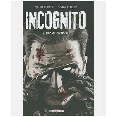 Incognito T01 Projet Overkill -  - Occasion Vf