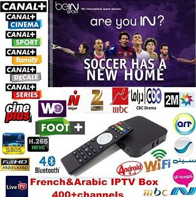 d codeur android smart tv box wifi sans parabole abonnement inclus eur 179 00. Black Bedroom Furniture Sets. Home Design Ideas