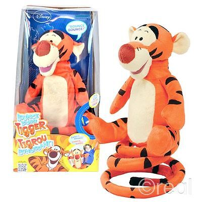 New Winnie The Pooh Bounce Bounce Tigger Singing & Dancing TOMY Official