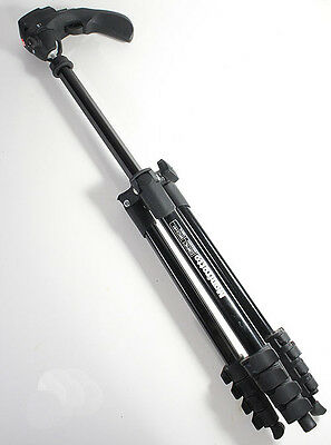 MANFROTTO MKC3-H01 tripod for Canon Nikon sony etc