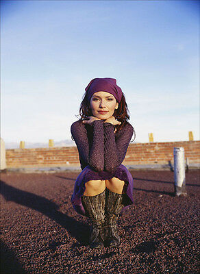 Shania Twain UNSIGNED photo - E648 - BEAUTIFUL!!!!!