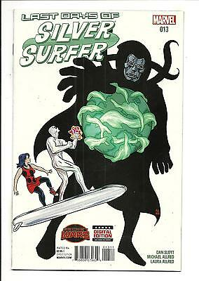 Silver Surfer # 13 (Sept 2015), Nm/m New