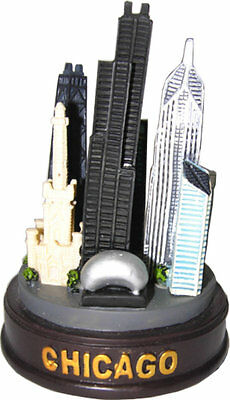 Chicago Souvenirs Willis Tower Paperweight