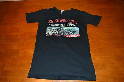 Used Ed Kowalczyk Throwing Copper Sa Tour Concert T-Shirt Women's Extra Small Xs