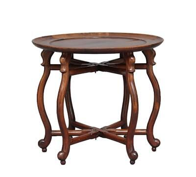 19Th Century Chinese Rosewood Occasional Table