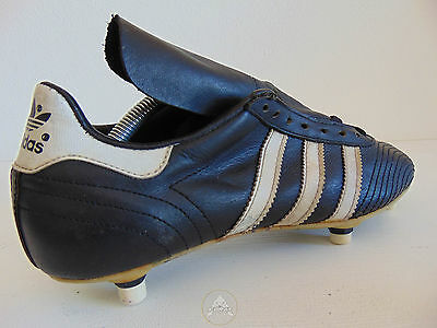 Vintage 80 ADIDAS Zephyr 6.5 Shoes Calcio Soccer France Old Stock NOS OS