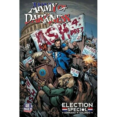 Army Of Darkness Ash For President One Shot -  - Indé