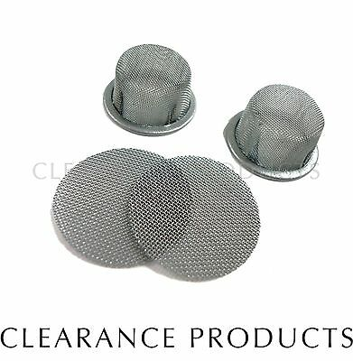 Arizer Extreme Q V-Tower OEM Replacement Mesh Screen Set Authentic Real, 2 Pack