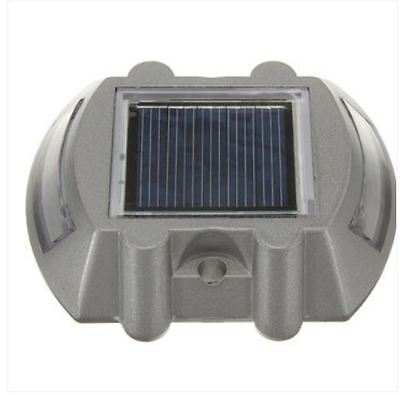 NEW Driveway LED Path Lights Garden Light Outdoor SOLAR Power Pathway Road Studs