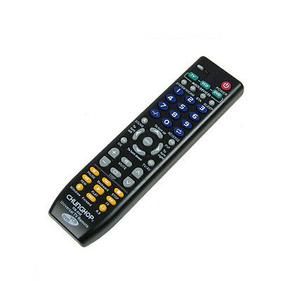 TV VCD DVD Universal Smart Remote Control Controller With Learn Manual