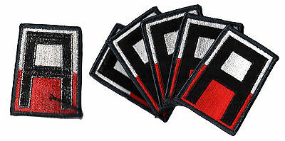 Lot of 6 Vintage 1st First Army Patches