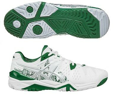 ASICS GEL RESOLUTION 6 LONDON ALL COURT : Scarpe NUOVE Tennis Uomo List.€ 150,00