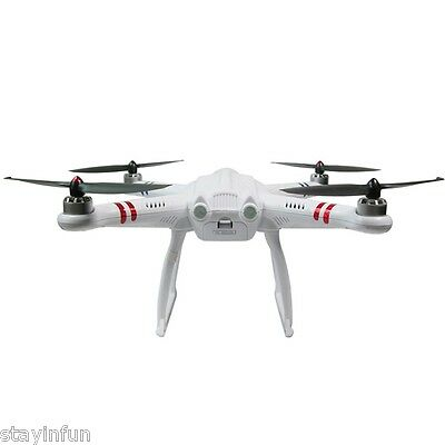 FreeX MCFX - 01 2.4GHz 7CH 6-axis Gyro Quadcopter GPS Position Hold Mode RTF