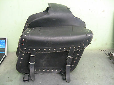 yamaha  saddlebags