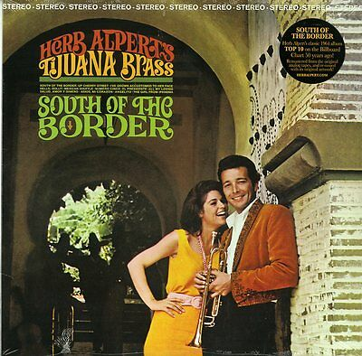 Alpert Herb & The Tijuana Brass South Of The Border Vinile Lp 180 Grammi Nuovo