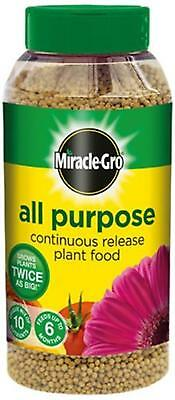 NEW Scotts Miracle-Gro All Purpose Continuous Release Plant Food Shaker ...