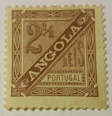 Angola   Scott#p-1  Mint/h ...worldwide Stamps