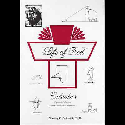 Life Of Fred: Calculus Expanded Edition New