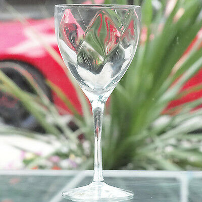 CHATEAU OPTIC KOSTA BODA Crystal Goblet 8.25 tall made in Sweden NEW IN BOX Pottery & Glass scandinavian art glass