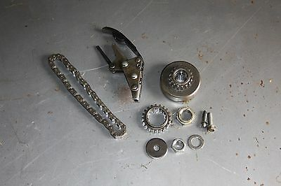 KAWASAKI ZZR1100 ZX-11 all models primary drive chain tensioner complete