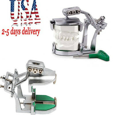 USA Adjustable Magnetic Articulator Dentist Dental Lab Equipment Teeth Model Hot