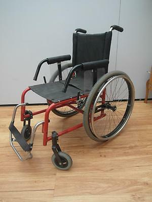Quality ALUMINIUM Mobility PLUS Wheelchair Quick RELEASE Wheels Adelaide