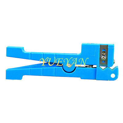 IDEAL 45-163 Fiber Optic Stripper Optical Fiber Jacket Stripper Ideal Cutter