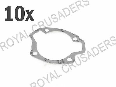 LAMBRETTA GP,LI,SX,TV TRADE PACK OF 10 200cc CYLINDER BASE GASKETS #VP47 (C-910)