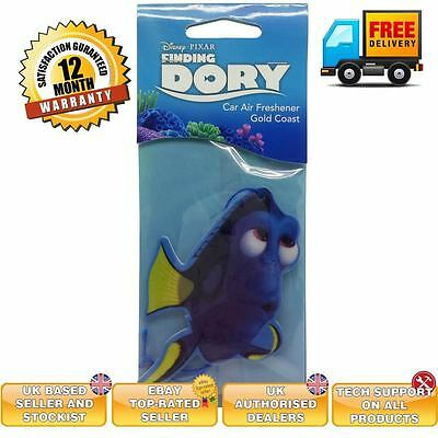 Disney Pixar Finding Dory car air freshener Gold Coast scent NEMO DORY