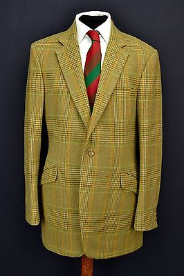 "BLADEN TWEED JACKET 40"" Regular Saxony Tweed Supasax"