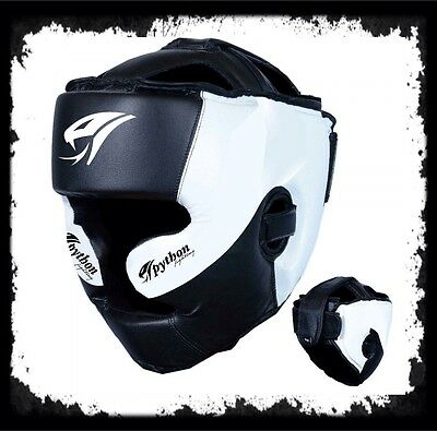 Boxing Head Guard MMA Kickboxing Muay Thai Sparring Large