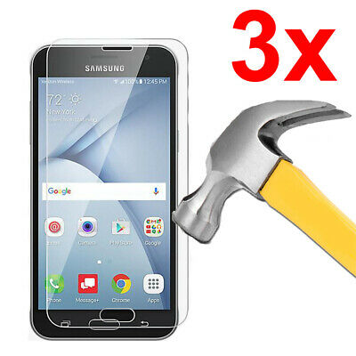 Tempered Glass Screen Protector For Samsung Galaxy J3 (2016)
