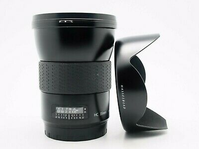 Hasselblad HC 35mm F/3.5 Lens for H1 H2 H3D H4D H5D - 7AST14248
