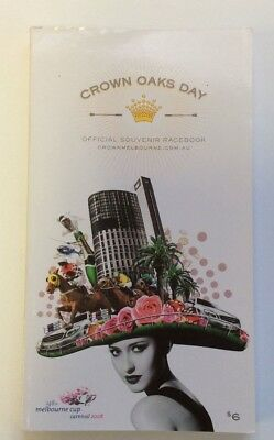 2008 Crown Oaks Day Official Race Book - Samantha Miss - Horse Racing