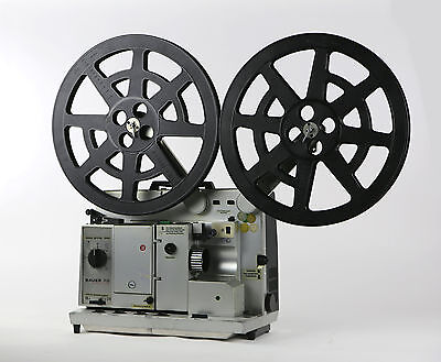 16mm Film projector Bauer P6 automatic - nr35